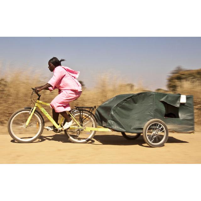ZAMBIKESバンブーバイクフレーム