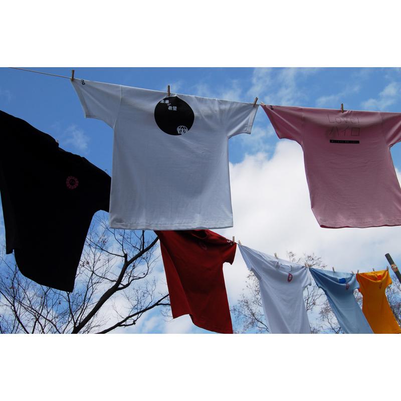 3.11復興支援Tシャツプロジェクトとその商品群