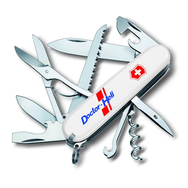 ビクトリノックス スイスアーミーナイフ<br>「ドクターヘリ支援モデル」