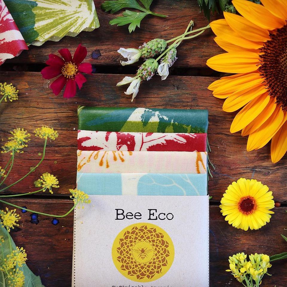 7712【年度テーマ】Bee Eco Wrap