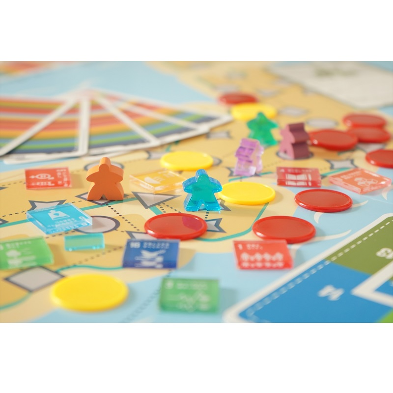 【自由テーマ】Sustainable World BOARDGAME