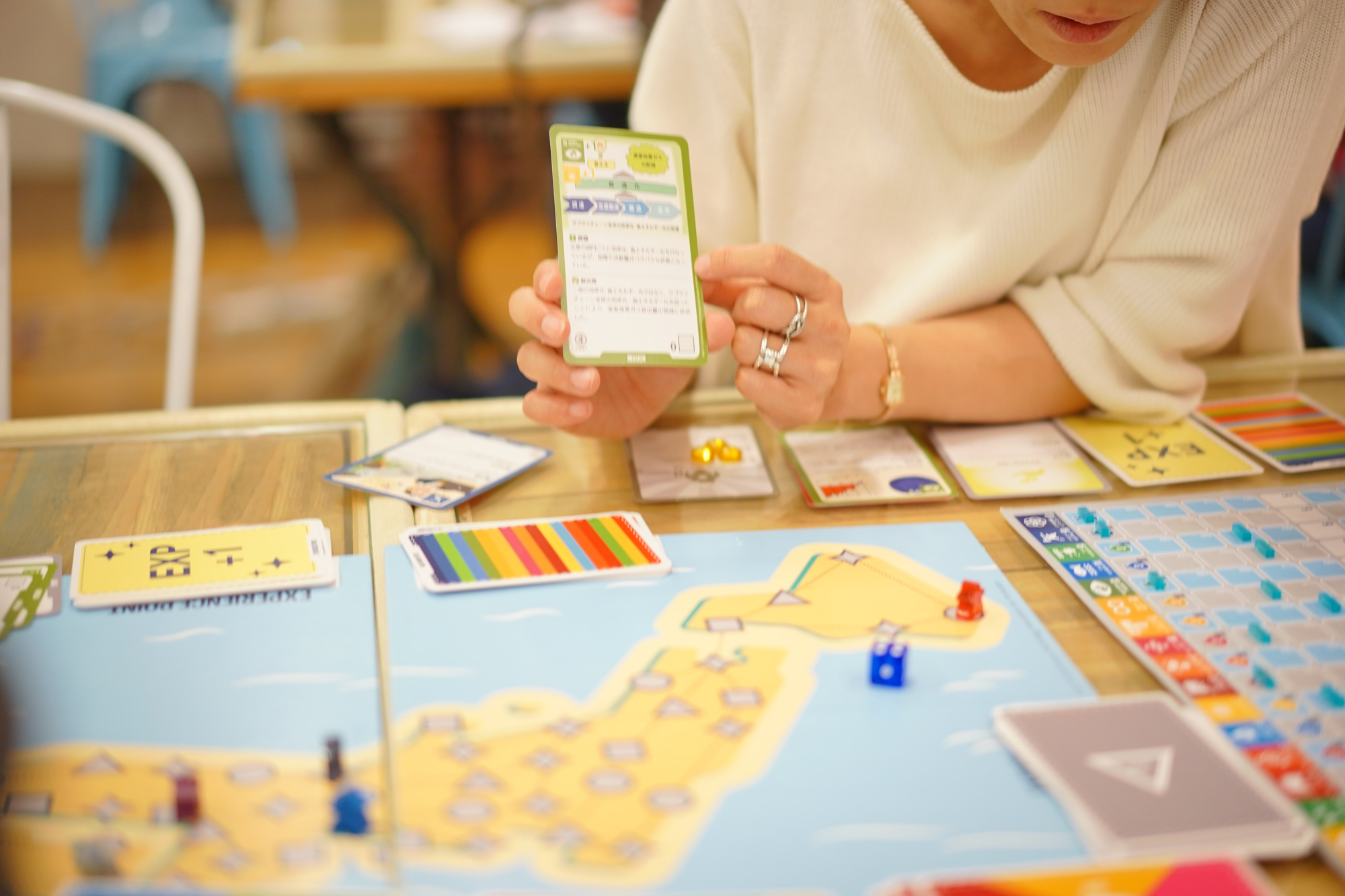 7824【自由テーマ】Sustainable World BOARDGAME