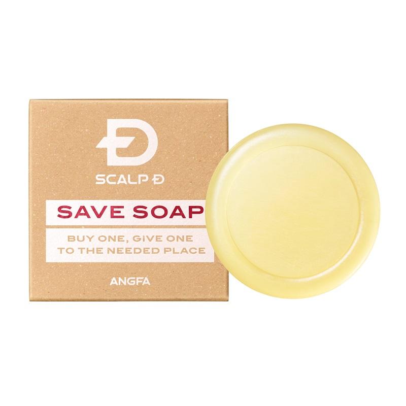 7760【自由テーマ】スカルプD SAVE SOAP