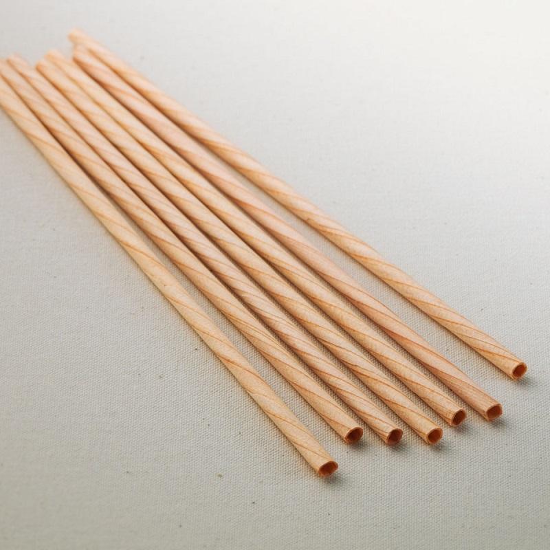 【年度テーマ】間伐材を活用した「木のストロー」普及活動(ウッドストロープロジェクト)