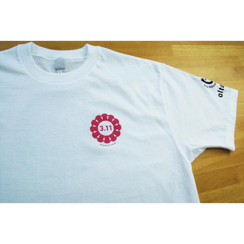 89773.11復興支援Tシャツプロジェクトとその商品群