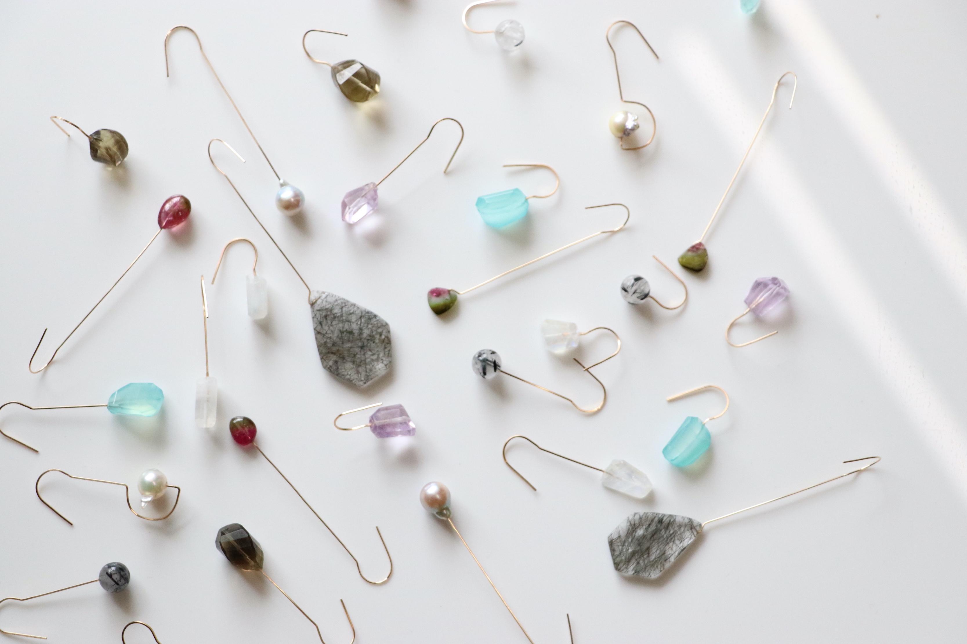 12155【年度テーマ】Ragged jewelry