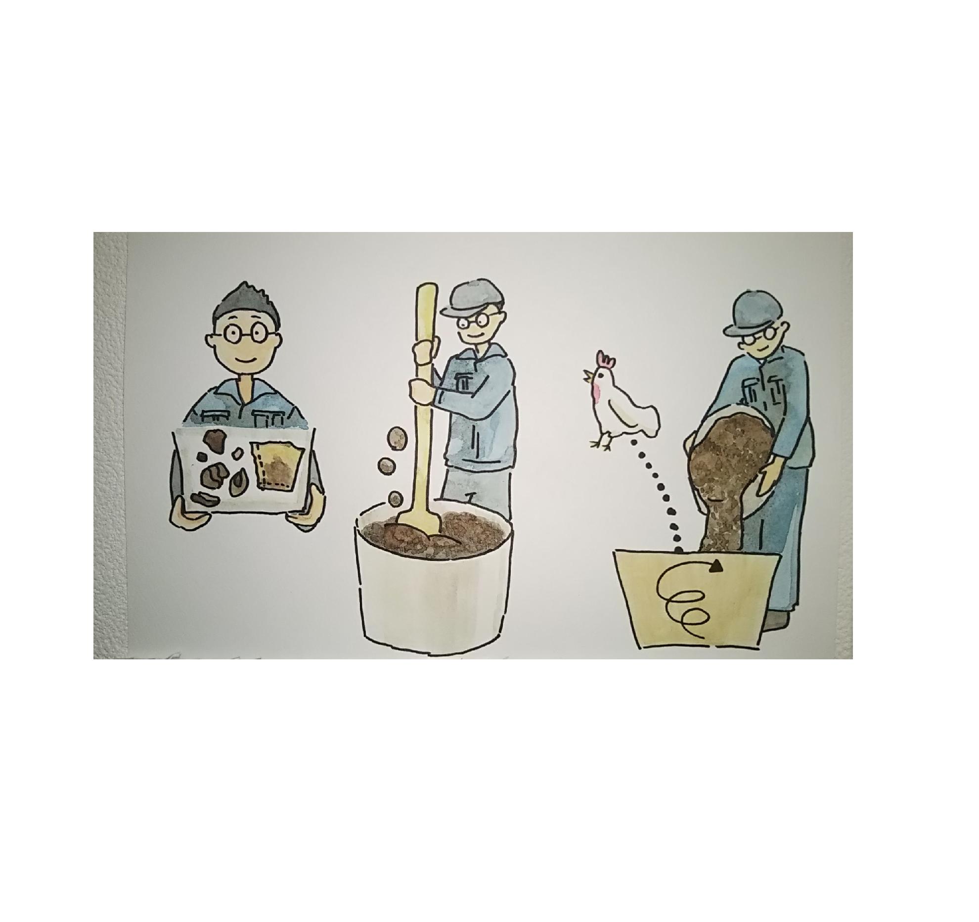 【自由テーマ】KURAMAE +Coffeeプロジェクト